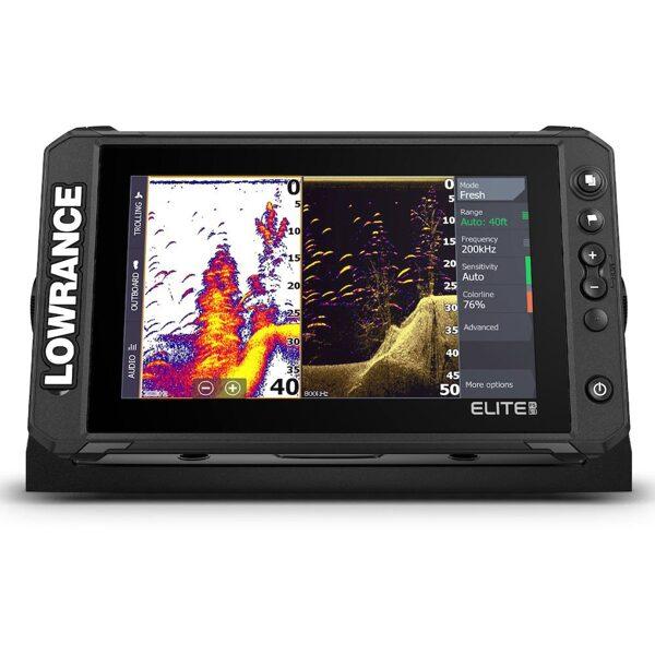 Eholote Lowrance ELITE FS 9 Active Imaging 3-in-1 Transducer Row ar devēju - veikalā uz vietas