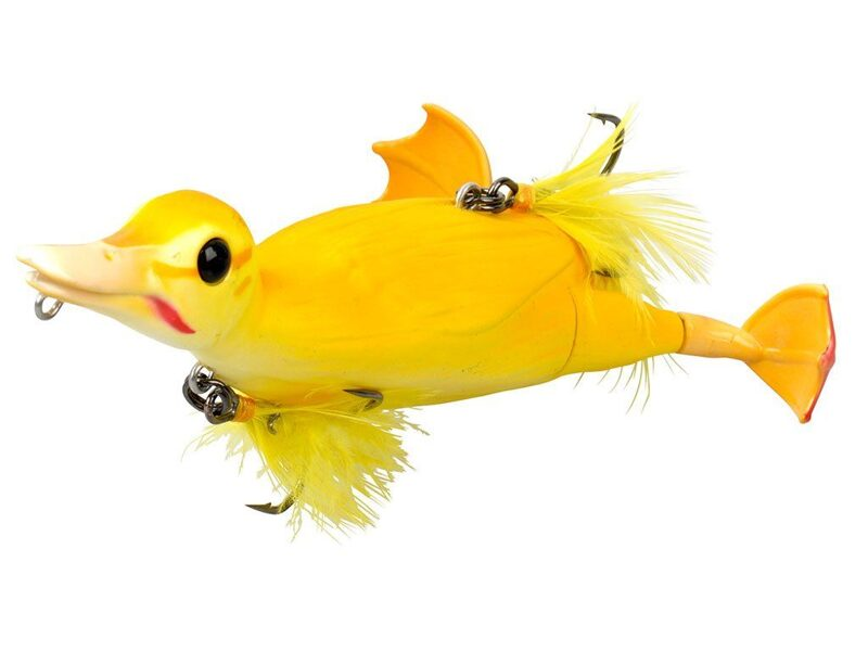 Savage Gear 3D Suicide Duck 10.5cm 28g 02-Yellow