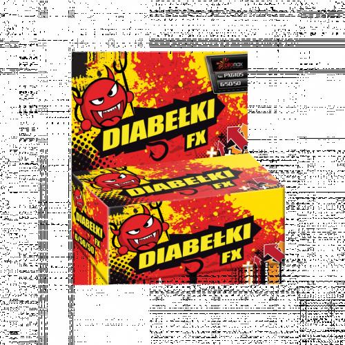 Sprāgstoši maisiņi - Sīpoliņi, Velniņi, PXG105