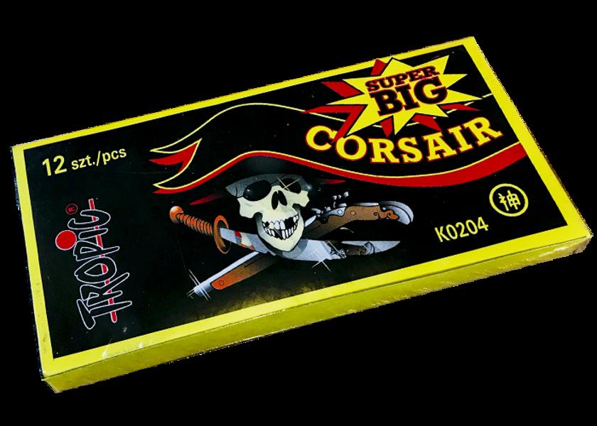 """Petardes """"Corsair"""", K0204 - Iegādāties var tikai veikalā uz vietas !"""