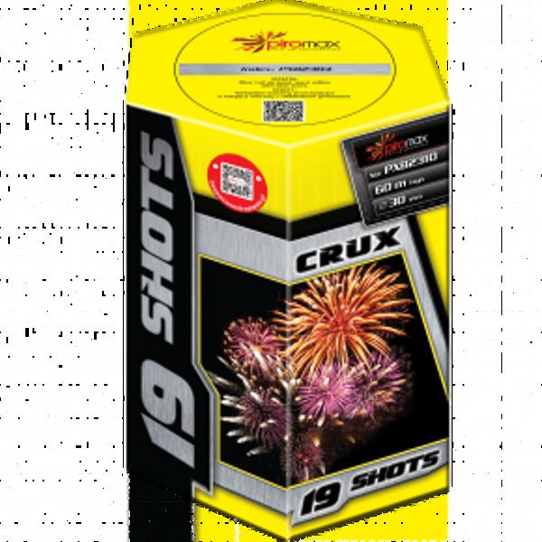 "Stobru bloks, baterija, salūts ""Crux"", PXB2310 - 19 šāvieni 30mm"