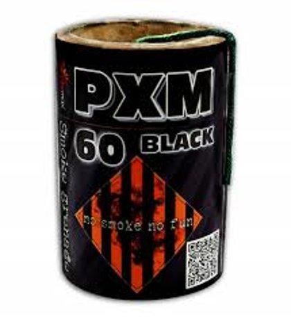 Dūmu svece MELNA 60, PXM60 Black