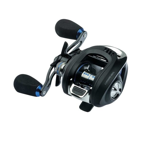 Jaxon Baitcasting Reel Forward 200XL - Spole, multipikātors, big bait