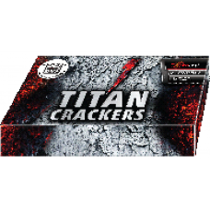 """Petardes """"Titan crackers"""", PXP314 -  Iegādāties var tikai veikalā uz vietas !"""