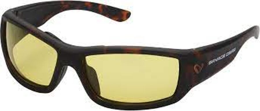 Polarizētās Saulesbrilles Savage Savage 2 Polarized Sunglasses Yellow - Dzelteni stikli