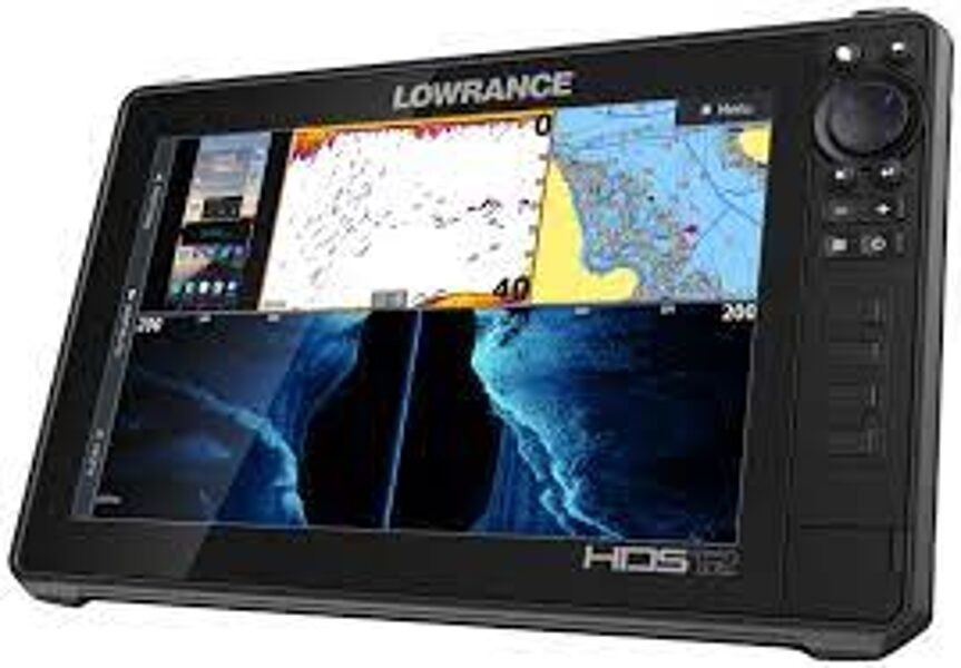 Eholote Lowrance HDS-16 LIVE Acive Imaging 3-in-1 ar devēju