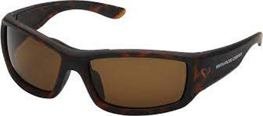Polarizētās Saulesbrilles Savage Savage 2 Polarized Sunglasses Brown - Brūni stikli