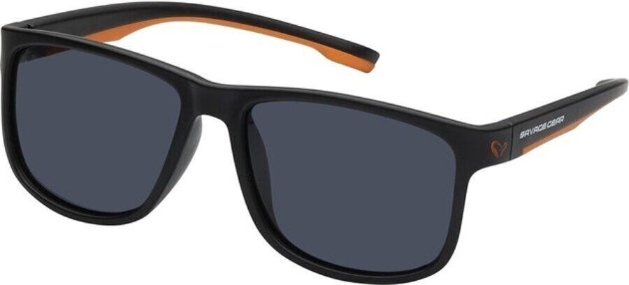 Polarizētās Saulesbrilles Savage Savage 1 Polarized Sunglasses Black - Melni stikli