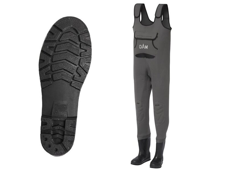 Veiders, Brienam kostīms - DAM DRYZONE NEOPRENE CHEST WADERS - 44/45 izmērs